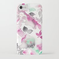 grateful dead iPhone & iPod Cases featuring Grateful by The East Auklet