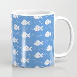 Happy Fishes Coffee Mug
