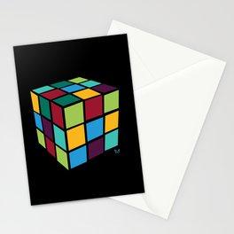 Rubiks Cube Stationery Cards