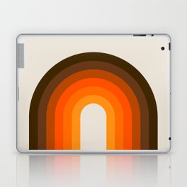 Golden Rainbow Laptop & iPad Skin