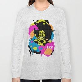 Soul Activism :: Sly Stone Long Sleeve T-shirt