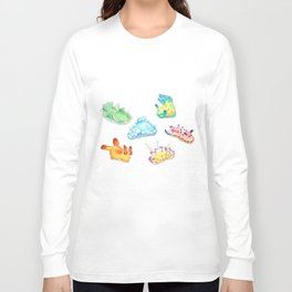 Sea Slugs Long Sleeve T-shirt