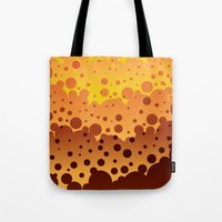 sand Tote Bags featuring Sand by Roberlan Borges