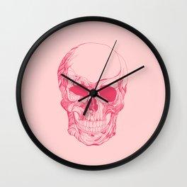 Mr. Skull Wall Clock