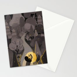 The Light Will Guides You Home Stationery Cards