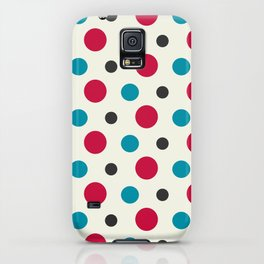 Like a Leaf [spots] iPhone Case