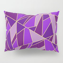 Mosiac (purple palette) Pillow Sham
