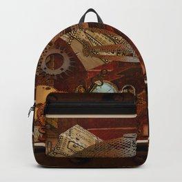 Steam Dreams - Steampunk Theme Backpack