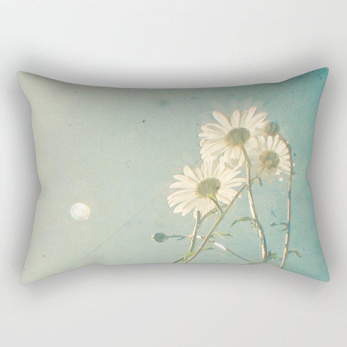 The Daisy Family Rectangular Pillow