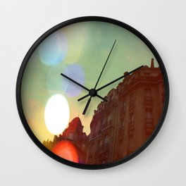 Apt. #123 Wall Clock