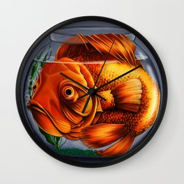 This Sucks Wall Clock