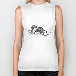 Arctic Snuggles Biker Tank