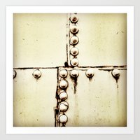 Beautifully attached Art Print