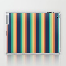 Happy Stripes Laptop & iPad Skin