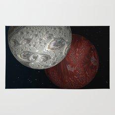 The Mars Hoax Rug