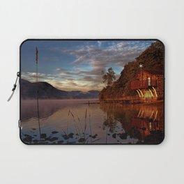 Ullswater boathouse Laptop Sleeve