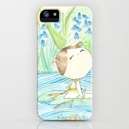 Thumbelina iPhone Case