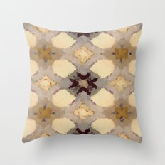 Peanut Butter and Strawberry Jelly Sandwiches Throw Pillow