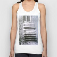 jewish Tank Tops featuring Many quiet moments to rest by Brown Eyed Lady
