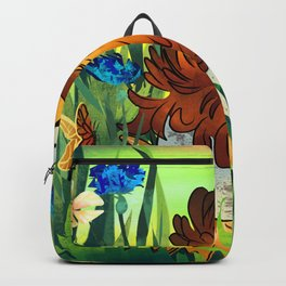 Mizz Frizzle Backpack