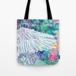 Depth of Flight Tote Bag