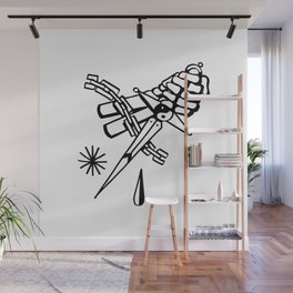 Free Yourself Wall Mural