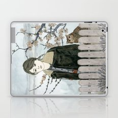 Early Spring Walk Laptop & iPad Skin