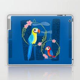 Squeaky Beakies With Freaky Tikis Laptop & iPad Skin