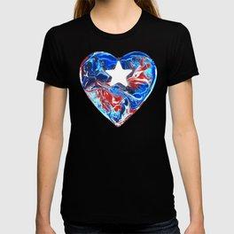 Puerto Rican Heart T-shirt
