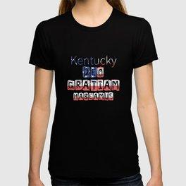 Kentucky Deo gratiam habeamus T-shirt