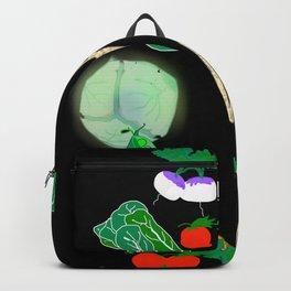 Happy Vegan Backpack