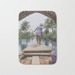 Rivers of India Bath Mat