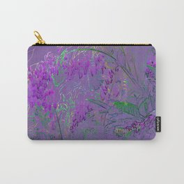 WISTERIA GARDEN 2 Carry-All Pouch