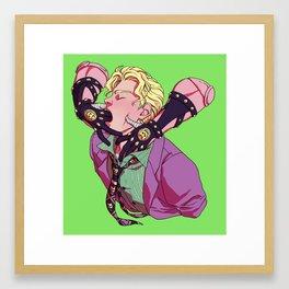 Kira Queen Framed Art Print