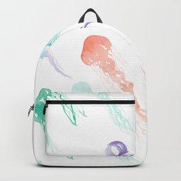 Jellyfish festival Backpack