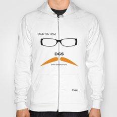 DGS White Version Hoody