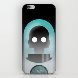 Mr. Freeze iPhone Skin
