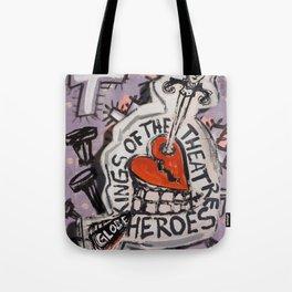 The Globe Heroes Tote Bag