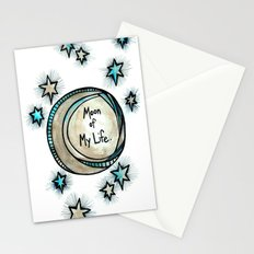 Moon of My Life - Khal and Khaleesi Stationery Cards