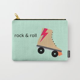 Rock & Rollerskate Carry-All Pouch