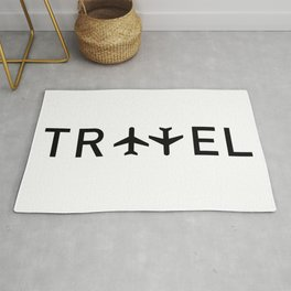 Travel and enjoy Rug