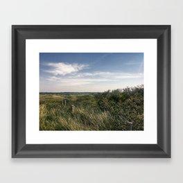 Dunes I Framed Art Print