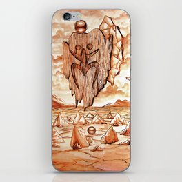 Tribute to the Tainos iPhone Skin