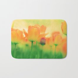 To Gather Orange Blossom Bath Mat