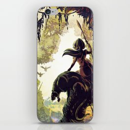Amazon Queen iPhone Skin