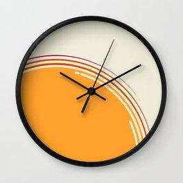 sole equatoriale Wall Clock