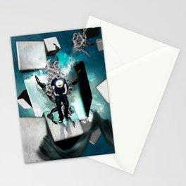 Esteem - Self Portrait Stationery Cards