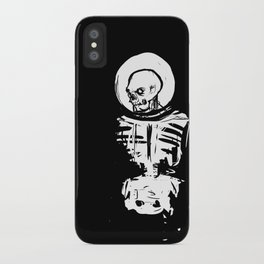 Space Astronaut iPhone Case