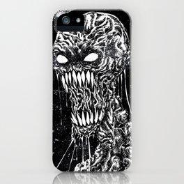Crusty Chris The Demon Corpse iPhone Case