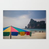 thailand Canvas Prints featuring Thailand by Tosha Lobsinger is my Photographer